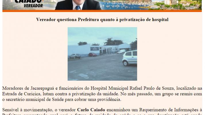 Diário de Jacarepaguá 06/2011