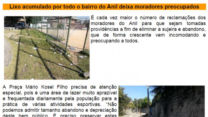 Diário de Jacarepaguá 08/2013