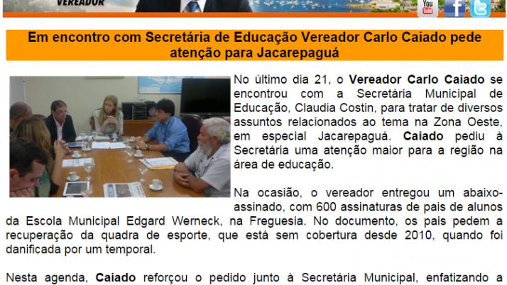 Diário de Jacarepaguá 09/2013