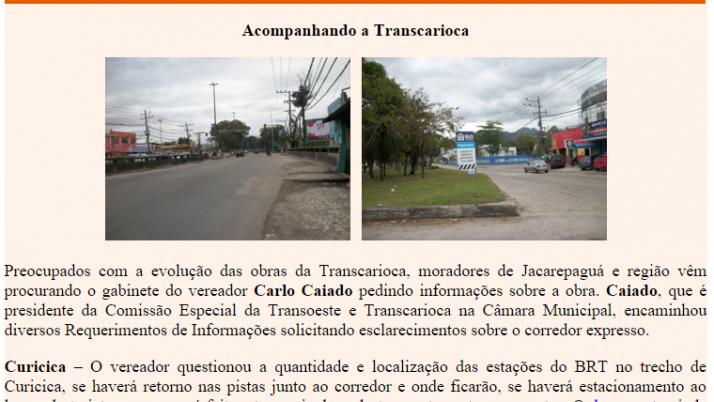 Diário de Jacarepaguá 10/2011