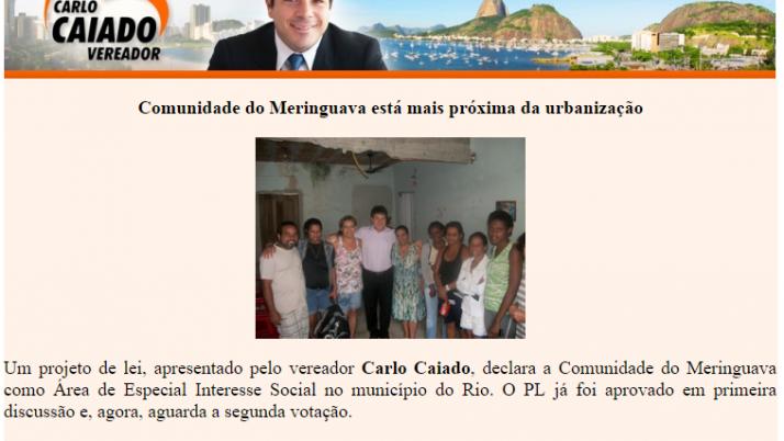 Diário de Jacarepaguá 11/2011