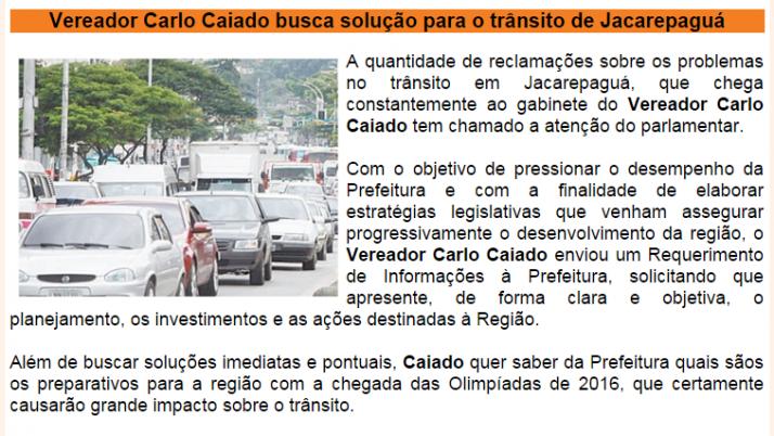 Diário de Jacarepaguá 11/2013