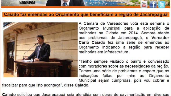 Diário de Jacarepaguá 12/2013