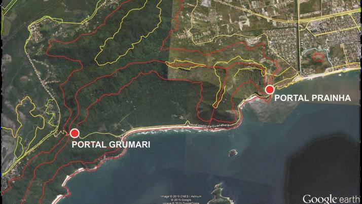O Globo Barra: Caiado solicita à Prefeitura implantação de Portais de Controle de Acesso aos parques da Prainha e Grumari