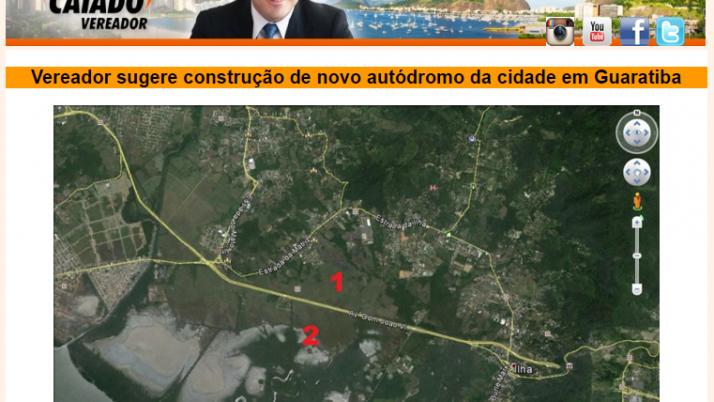 Ver. Carlo Caiado – 03/2015