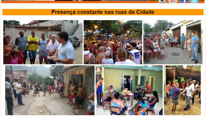 Ver. Carlo Caiado – 03/2016