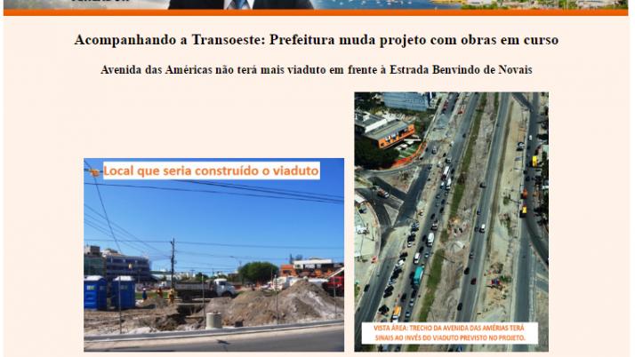 Ver. Carlo Caiado – Diário do Recreio 11/2011