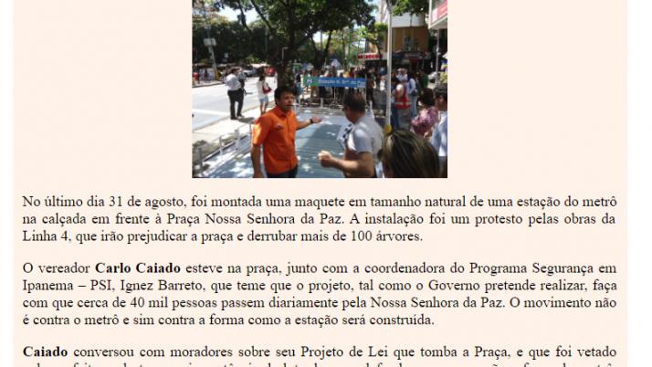 Ver. Carlo Caiado – 09/2012