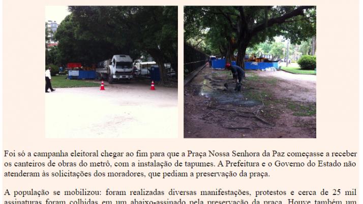 Ver. Carlo Caiado – 11/2012