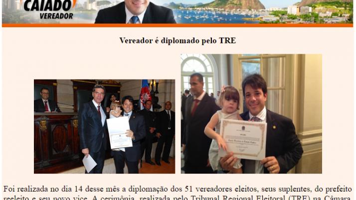 Ver. Carlo Caiado – 12/2012