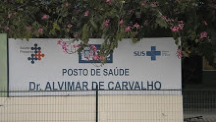 Caiado solicita à Secretaria Municipal de Saúde o programa de reforma do posto de saúde  Alvimar de Carvalho