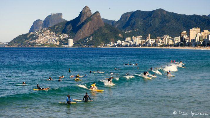 O surfe como patrimônio cultural do Rio