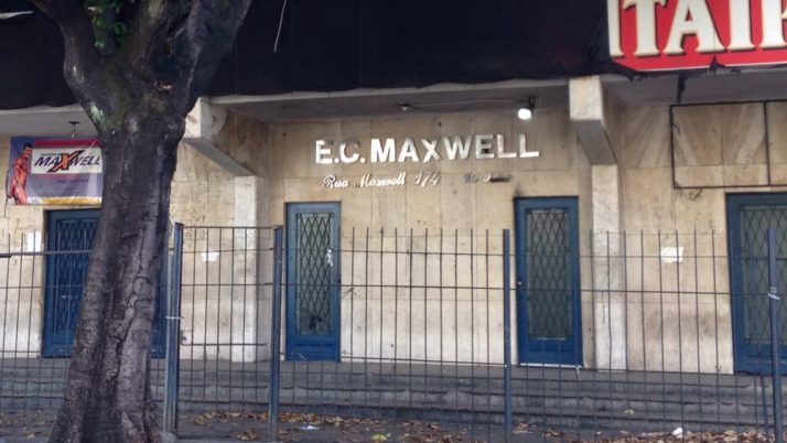 Clube Maxwell vira patrimônio histórico e cultural da Cidade