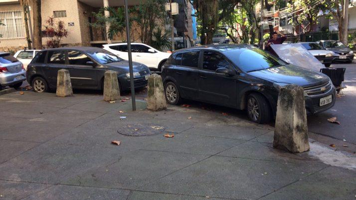 Vereador solicita ordenação nos estacionamentos na Rua Desembargador Alfredo Russel