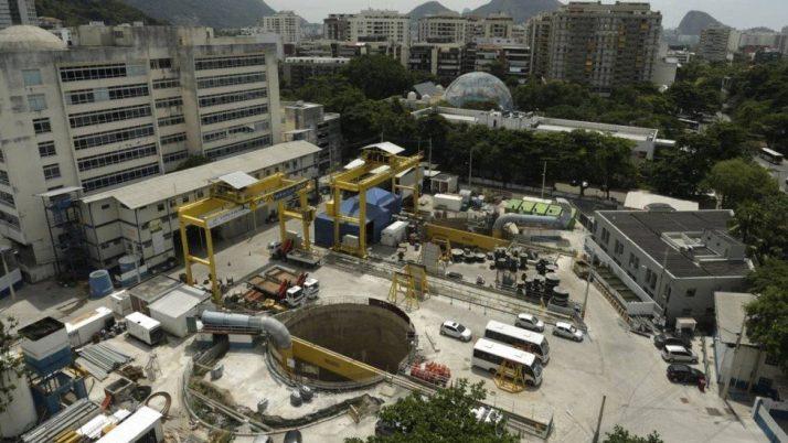 Linha 4: luta pela conclusão da estação Gávea