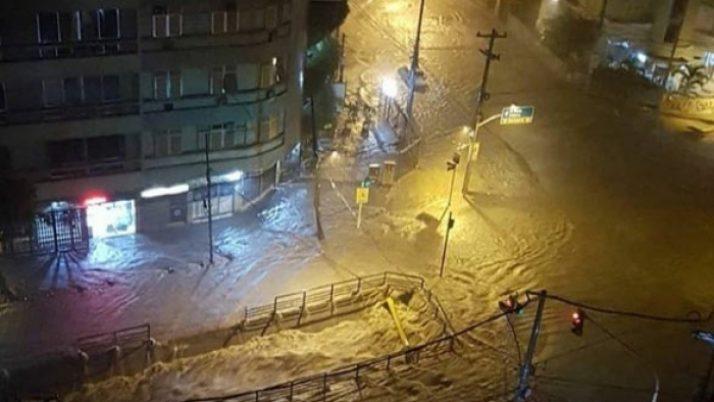 Caiado cobra da Prefeitura ações para evitar os estragos provocados pelas fortes chuvas
