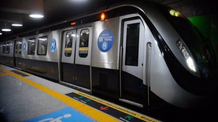 Caiado solicita ao Governo do Estado o início dos estudos da ligação metroviária entre as futuras estações Gávea e Uruguai, na Tijuca