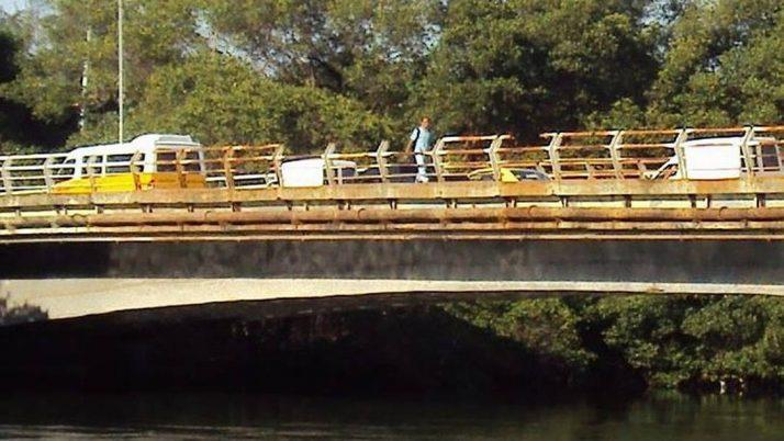Pontes Nova e Velha da Barra vão passar por reforma estrutural