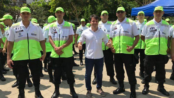 Segurança Presente chegou a Botafogo