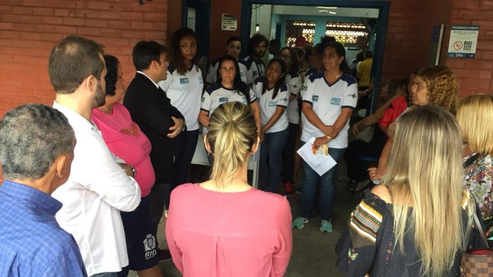 Prefeitura anuncia reforma do Posto de Saúde Harvey Ribeiro
