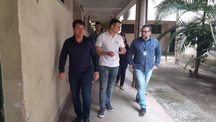 Escola técnica para a Colônia Juliano Moreira