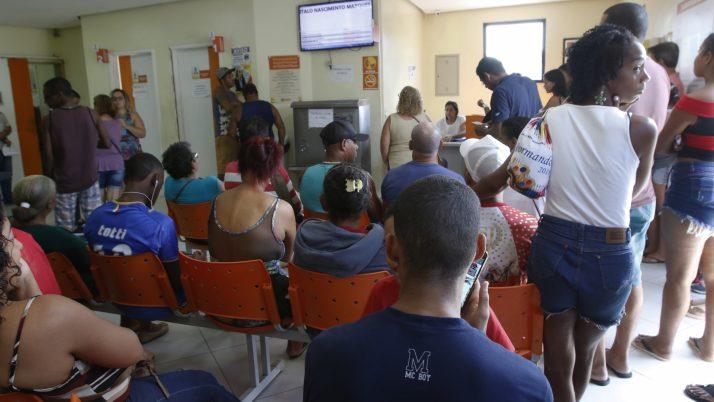 Mais transparência para a população nas unidades de saúde do Estado