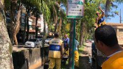 Prefeitura inicia limpeza no Canal da Av. Fernando de Mattos