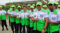 O Segurança Presente chegou à Barra da Tijuca
