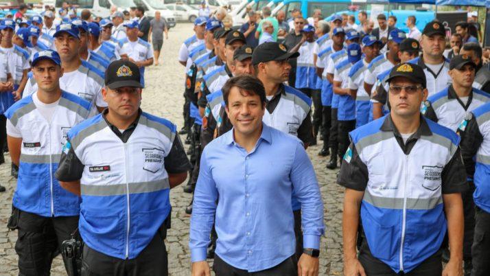 Mais segurança para a população do Rio de Janeiro