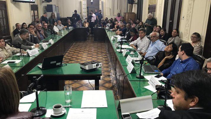 Audiências públicas debateram temas importantes do Estado