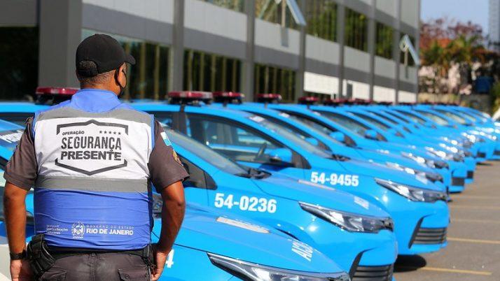 Corredor Presente: Mais segurança de São Conrado a Guaratiba