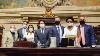 Sob a presidência do Vereador Caiado, Câmara tem aumento de produção legislativa