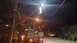 Vias da Barra e Recreio recebem nova iluminação pública