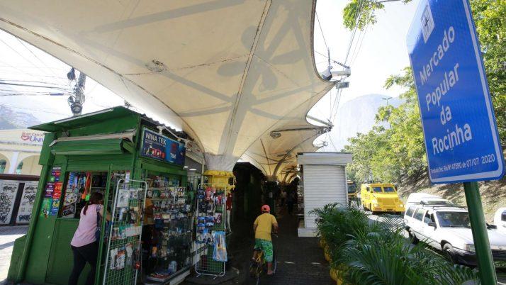 Camelódromo da Rocinha é preservado através de lei